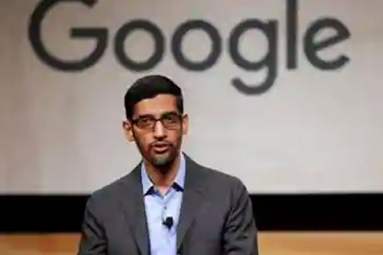 Sundar Pichai, the CEO of Google expresses disappointment over the ban on work visas: